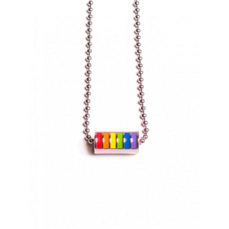 Pride Infinity Necklace