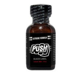 PUSH Black Label pentyl nitrite