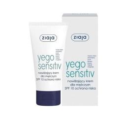 ZIAJA yego sensitiv - hydratační krém SPF10
