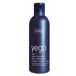 ZIAJA yego - sprchový gel 3v1
