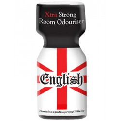 Poppers English Extra Strong