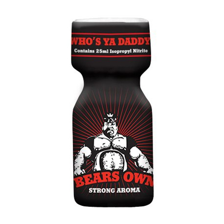 Poppers Bears Own Strong