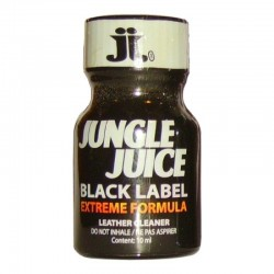 Small JUNGLE JUICE BLACK LABEL - leather cleaner