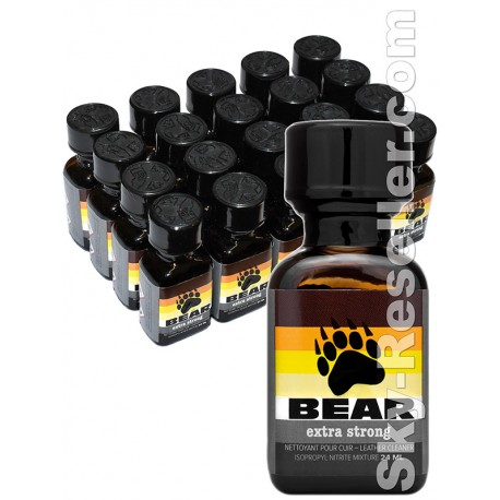 BEARS EXTRA STRONG - isopropylnitrite