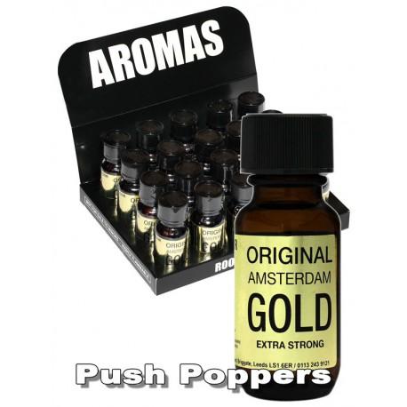 Poppers Originál Amsterdam Gold