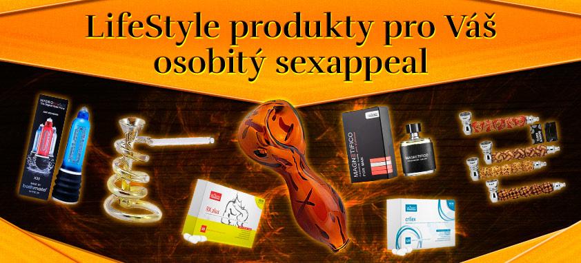 Erotikum.cz - LifeStyle produkty pro Váš sexappeal