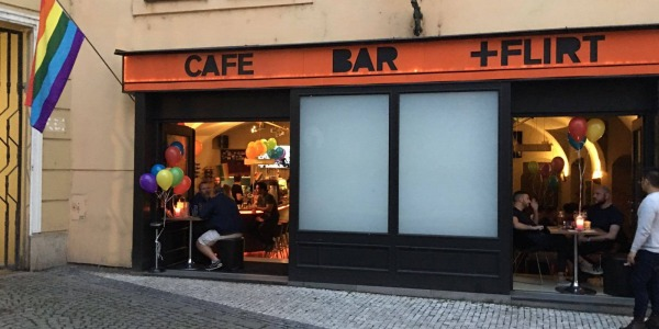 GAY erotic guide: Bar Flirt Praha