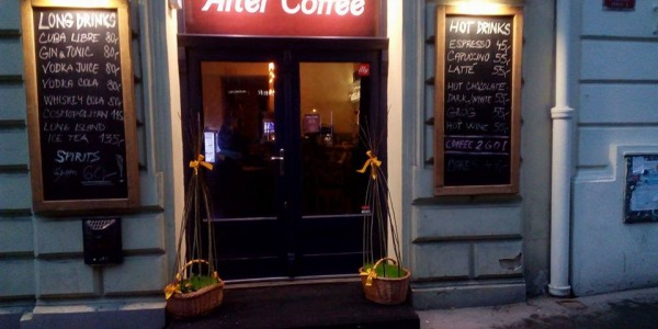 GAY erotic guide: After Coffee Praha