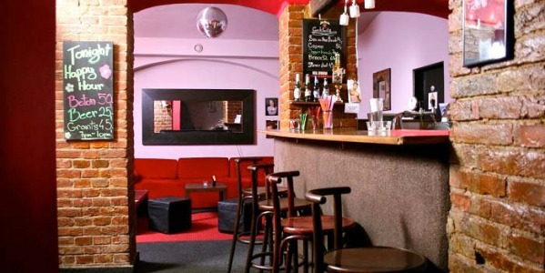 GAY erotic guide: Saints bar Praha