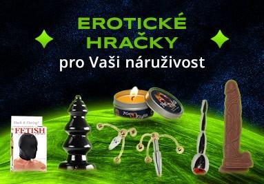 Erotikum.cz - Erotické hračky